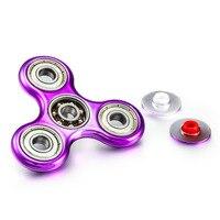 Nueva Fidget Spinner Spinner Spinner Fidget Cubo Estrés Mano Manos Enfoque KeepToy Y TDAH EDC Juguetes Antiestrés