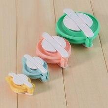 Пластиковый инструмент для плетения помпонов пушистый шар ткач