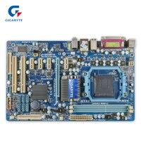 Gigabyte GA-770T-D3L מקורי בשימוש ULTRA-770T-D3L 770 Socket AM3 DDR3 SATA2 USB2.0 ATX שולחן העבודה האם