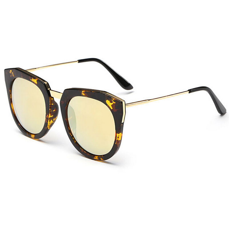 Thin Framed Fashion Glasses : Vintage retro sunglasses women brand designer Metal thin ...