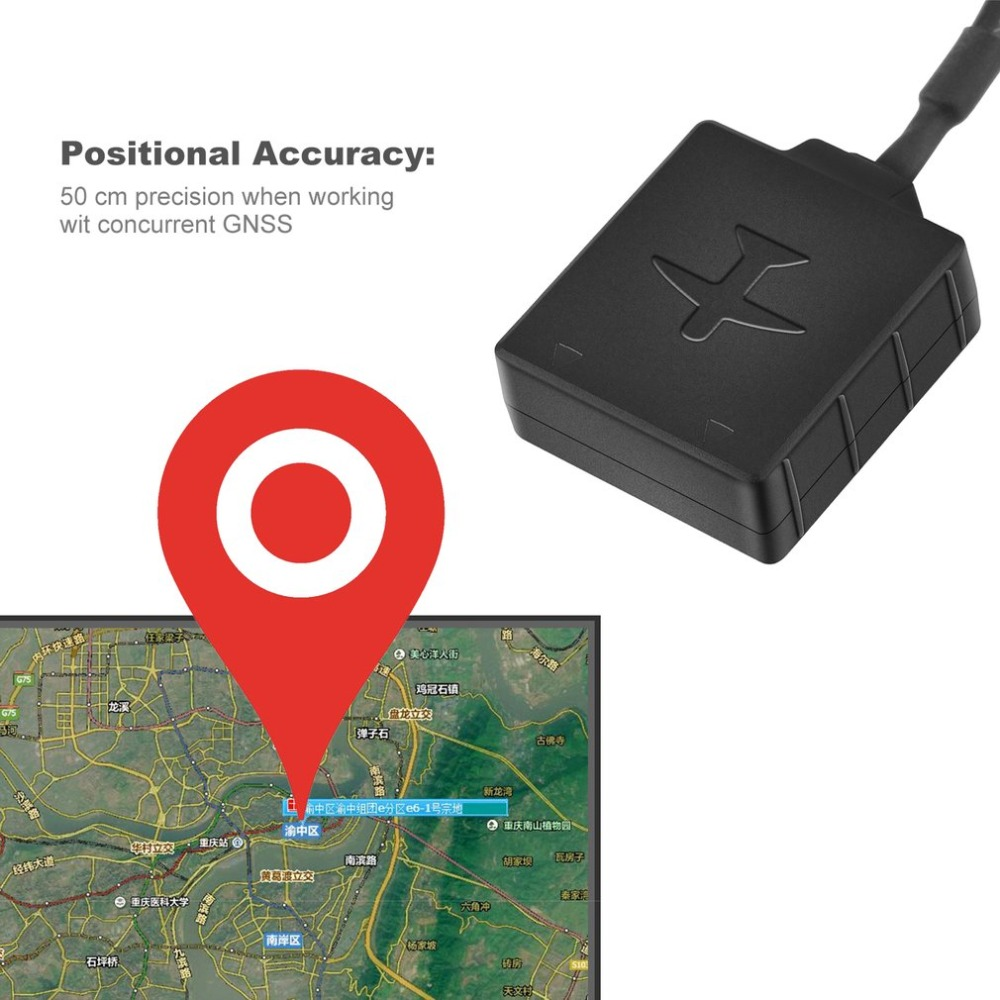 M8N mini PIX GPS compatible TS100 Mini M8N 8N GPS Module voor  Radioverbinding Mini PIX Pixhawk Flight Controller