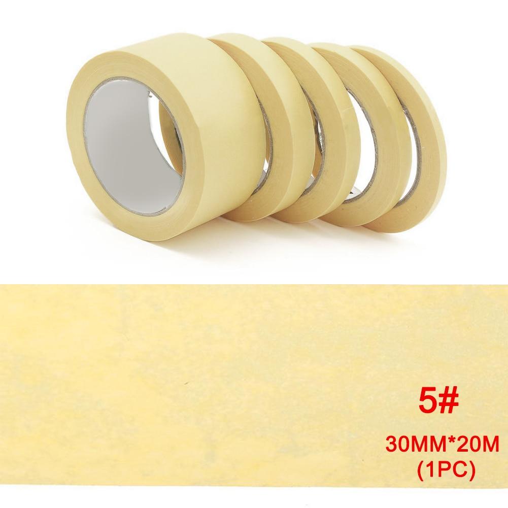 4Roll Painter Tape Masking Lösungsmittelbeständigkeit Schnelle Paste