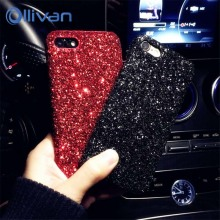Bling Glitter Case For Iphone 6 6s plus Case Christmas gift Luxury Cover Phone Cases For Iphone 6 case Hard PC shining 6 S 6Plus
