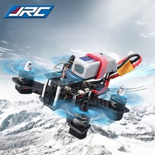 JJPRO-P130 Balap RC Drone JJRC Battler 130mm 5.8G FPV 800TVL Kamera 800TVL AZE32 5.8G 40CH ARF RTF VS Eachine Wisaya X220