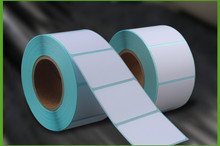 1 rolls POS thermal label paper size 40x30mm use for Thermal printer Labels blank stickers (total 800 labels)