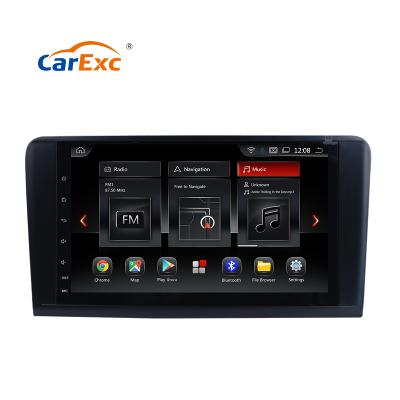 9 Inch Android 9.0 Octa Core Car Radio Stereo System For <font><b>Mercedes</b></font> Benz GL <font><b>ML</b></font> Class W164 ML350 ML450 GL320 Multimedia Unit image