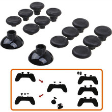 For Sony PS4 SLIM PS4 Pro Controller Flexibility Custom Enhanced Removable Thumbsticks Thumb Stick Joystick Caps Covers Grips