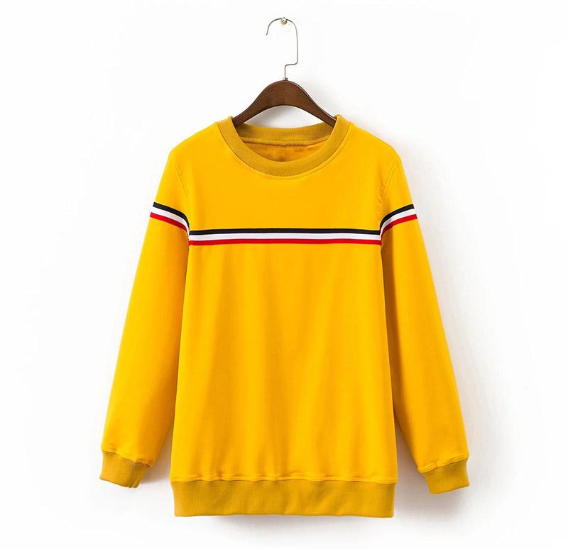 HTB1ljMRSXXXXXaYapXXq6xXFXXXd - Long Sleeve Striped Sweatshirts Kpop PTC 72