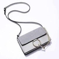 TINYAT 2017 Newest Women Messenger Bag PU Leather Crossbody Bags Brand Designer Women Bag Small Shoulder