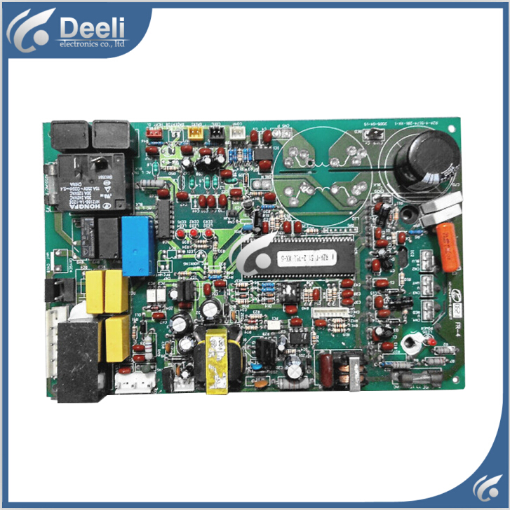 ФОТО 95% new good working Original for Hisense air conditioning Computer board RZA-4-5174-281-XX-1 board good working