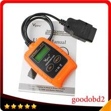 цена на 2017 Vgate VC310 OBD2 OBDII EOBD CAN Auto Scanner Code Reader & Cleaner Car Diagnostic Tool VC 310 Error Scanner