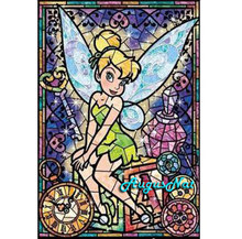 cartoon princess diamond painting full drill disney dragonfly wall art diamond embroidery kits mosaic embroidery paint gifts(China)
