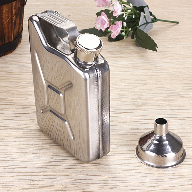 Hot 5oz Stainless Steel Funnel Liquor Funnel Wedding Party Bar Drink