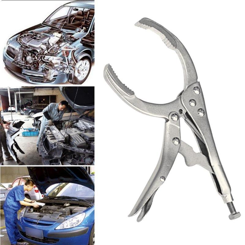 nickel-plating-oil-filter-pliers-remover-universal-wrench-vice-locking-grip-vise-automobile-maintenance-tools-car-accessories