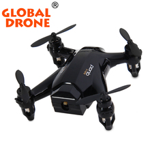 Global Drone X165 Nano Drone 2.4GHz 6-axis Gyro 3D Rolling RC Quadcopter MINI  Dron UFO Micro Dron