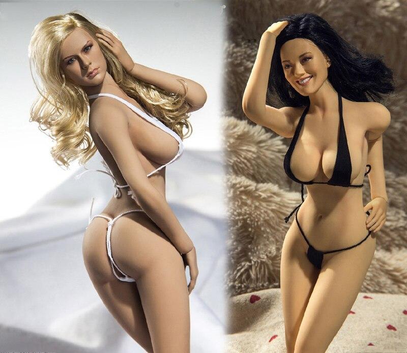 Phicen PLLB2014-S06 1/6 figura Super-Flexible Femminile Seamless Corpo con Acciaio inossidabile Scheletro in Abbronzatura Soldato Del Corpo