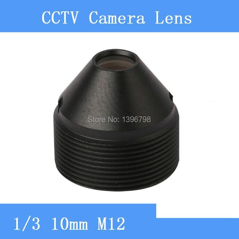 все цены на  PU`Aimetis Factory direct surveillance infrared camera pinhole lens 10mm M12 thread CCTV lens  онлайн