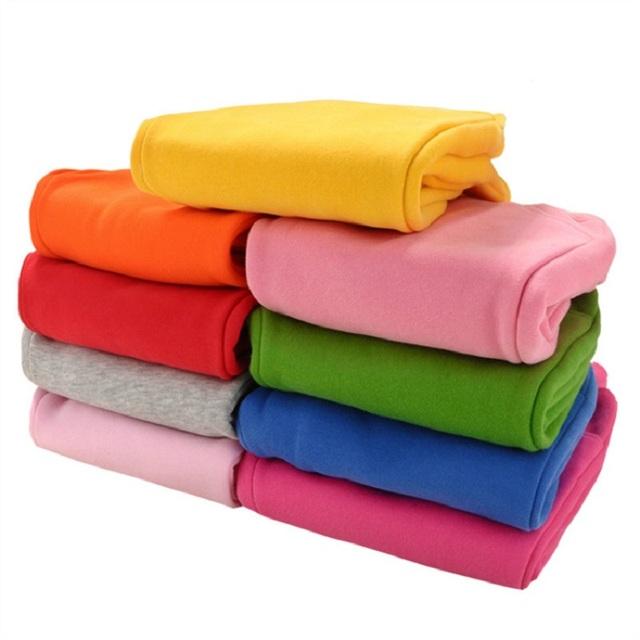 2017 New Warm Velvet Pants For 1-5 Yeas babies Boys Girls Casual Sport Pants Jogging Enfant Garcon Kids Children Trousers KF107