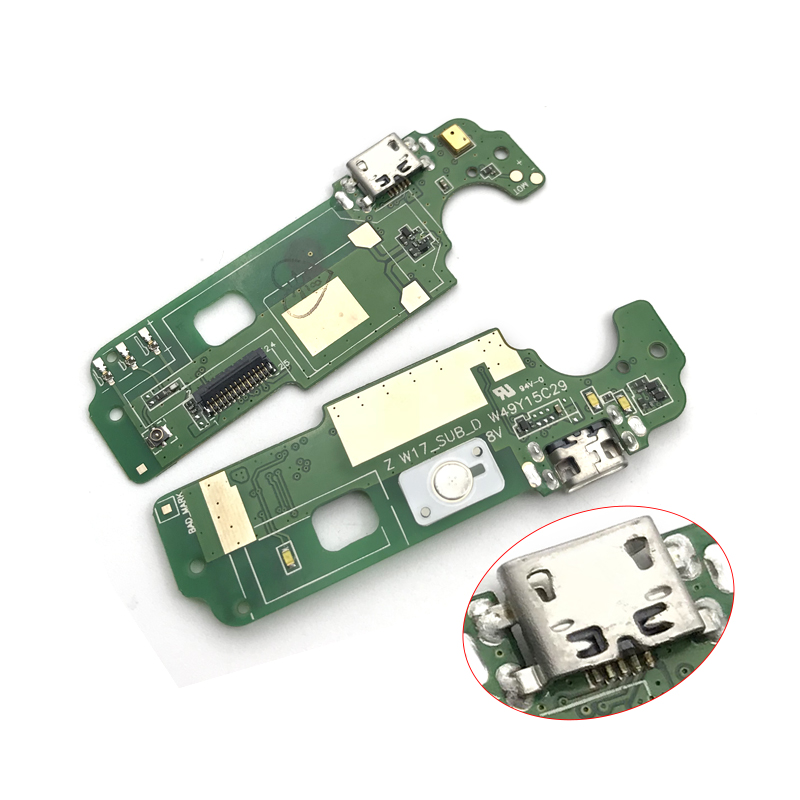 Repartment Parts For Alcatel 5022D 5022 5020D 5020 USB Charger Port Dock Connector Board With Mic Flex Cable