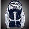 Hero Catcher Новая Зимняя Куртка Пальто Аниме Mass effect N7 Толстовки Сгущает мужчины Кофты