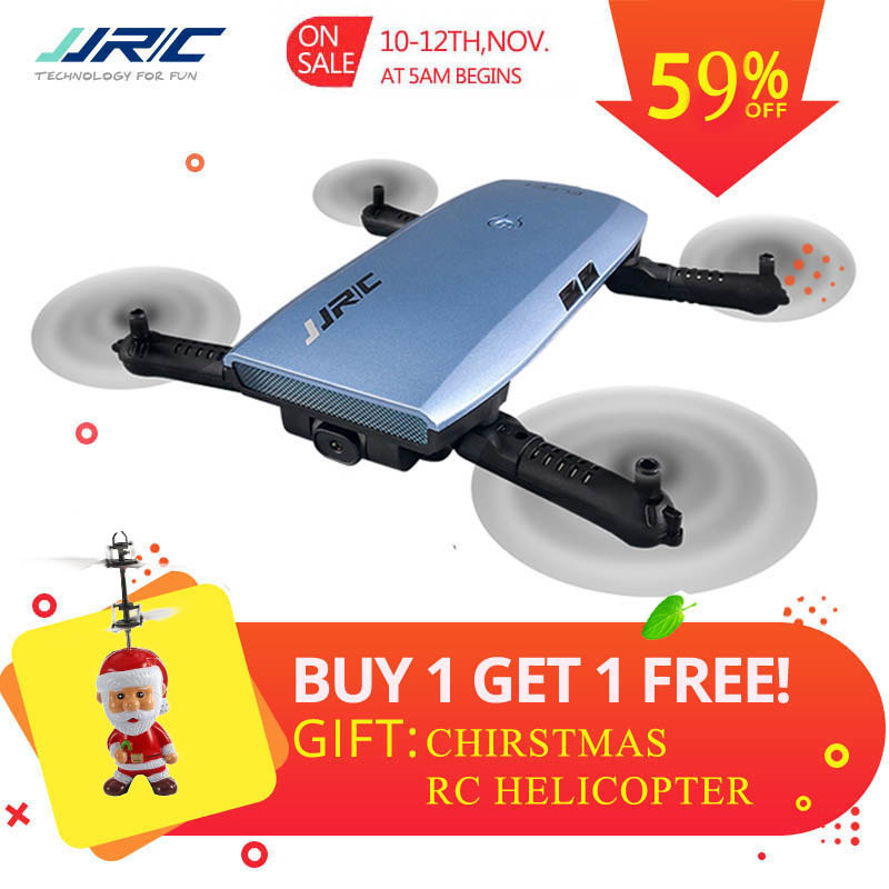¡En Stock! JJR/C JJRC H47 ELFIE Plus con HD Cámara mejorada brazo plegable RC Drone Quadcopter helicóptero VS H37 Mini eachine E56
