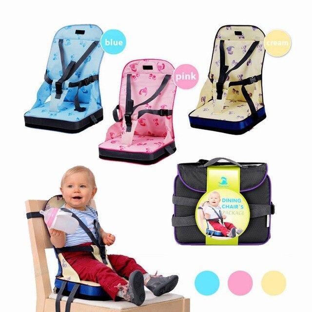 Сиденье детское Кресло Портативный Seat Младенческой Обеденный Стульчик Сиденья Для Сиденья Безопасности Ребенка Чулок