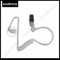 עבור baofeng טוקי 10pcs / הרבה טוקי פטריות סיליקון אוזניית eartip עבור מוטורולה עבור האוזנייה צינור ערכת מעקב רדיו Baofeng שני בדרך (4)