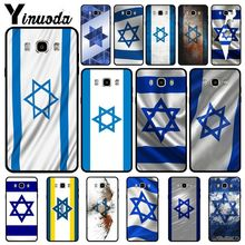 Yinuoda israel flag Country banners Israeli Soft Silicone Phone Case For Samsung Galaxy j6plus j7 prime j8 j2 j4plus Cases