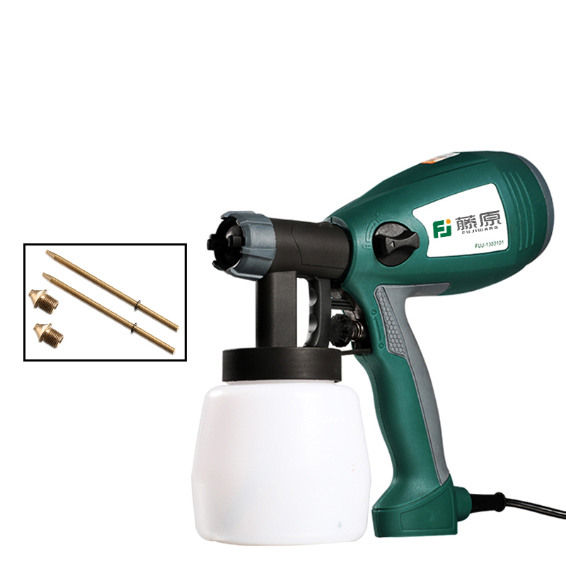 220V Paint Sprayer Gun Pattern Spray Professional Control Electric 300W сопутствующие товары gehwol hammerzehen polster links 0 1 шт левая