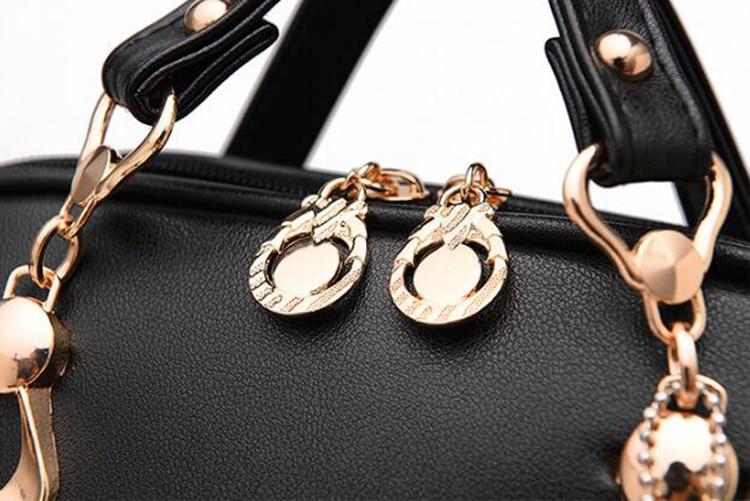HTB1ljTyu98YBeNkSnb4q6yevFXas Preppy Style Women Backpack Bear Toys PU Leather Schoolbags for Teenage Girls Female Rucksack Shoulder Bag Travel Knapsack