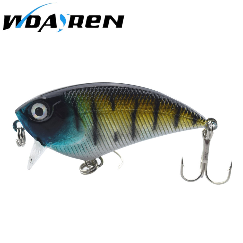 1Pcs Crankbait Minnow Trolling Lure Fishing Tackle Wobbler Swimbait Fishing 5.5cm 6.6g Fishing Lure Artificial Hard Bait FA-277 1pcs big sea fishing lure 140cm 42g squid lure wobbler jigs fishing lures for trolling bionic squid minnow artificial hard bait