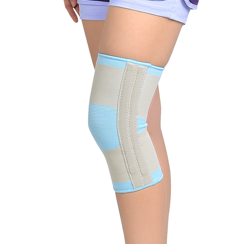 new Medical knited Knees Orthosis Support Brace kneecap Joint belt  Relief Pain Stabiliser Meniscus Injury Soften Patellar