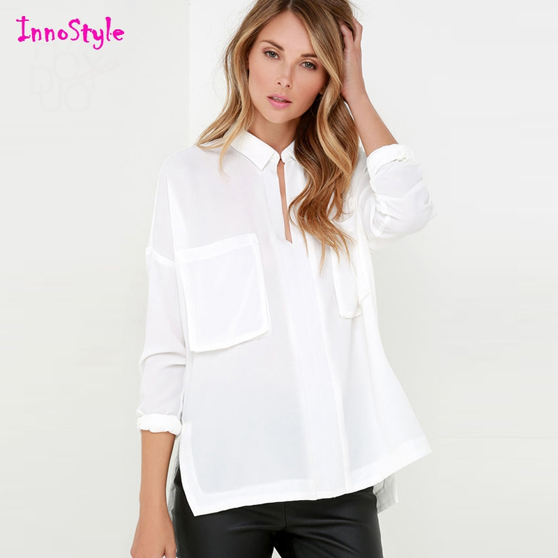 Online Buy Wholesale ladies classic white shirt from China ladies ...