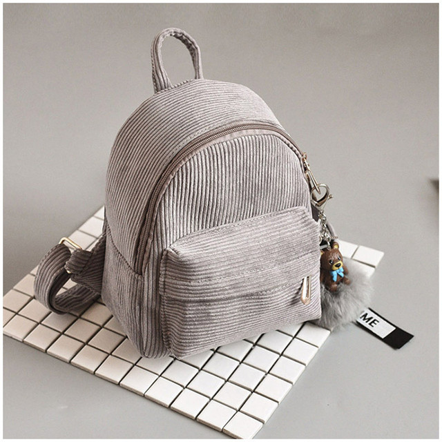 Gz Ly Gjt New 2018 Cute Backpack For Women Mini Casual Back Pack