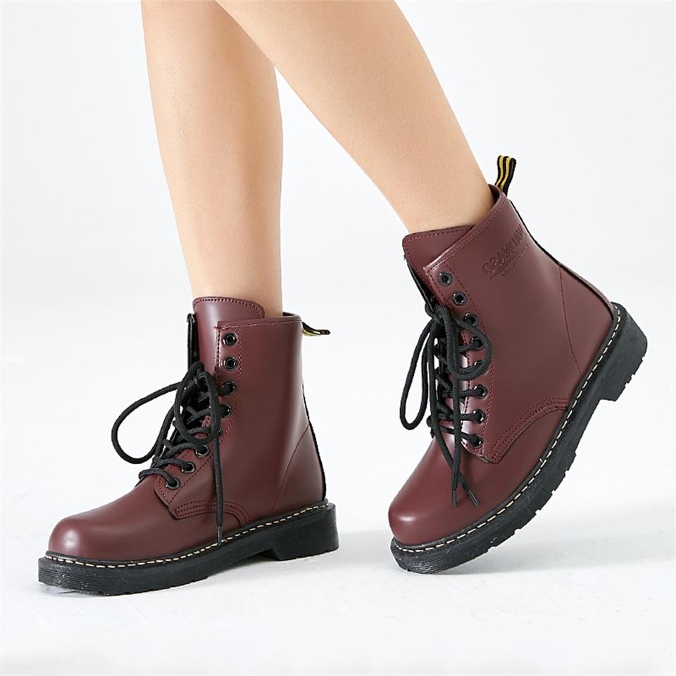 Para Mujer Caliente Black Plush 2019 black Tamaño 43 35 Primavera Plush Short Invierno Botas red Moda De Zapatos 8pnnSxtE