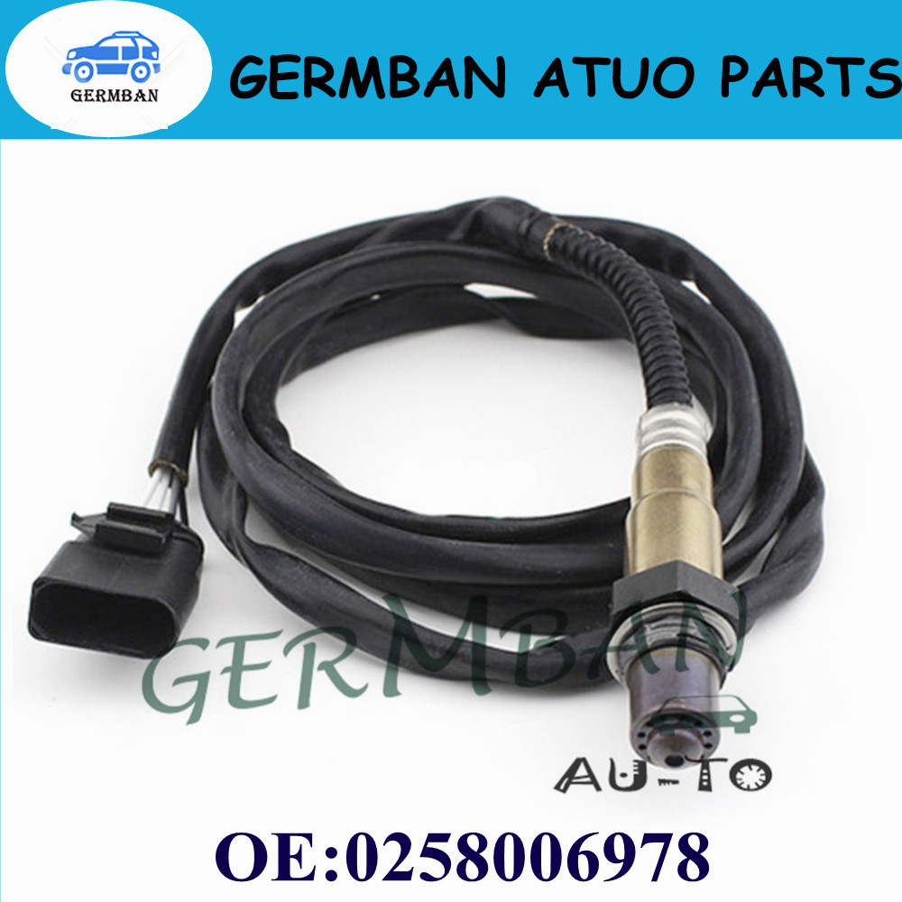 New Produced Oxygen Sensor For Seat Alhambra Altea XL Arosa Cordoba EXO ST Ibiza MK3-4 5 Inca Leon No#0258006978 0 258 006 978