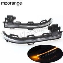 Mzorange автомобиля светодио дный лампы ДРЛ поворотники Лампа для BMW X3 X4 X5 X6 2013 2014 2015 высокое качество