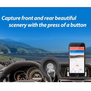 Image 2 - Xiaomi Mijia DDPai X2S Pro Dual Channels Dash Cam Camera Built in eMMC Storage HD Recording 24H Parking Monitor