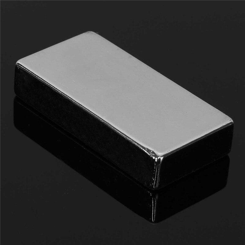 1PC 50 x 25 x 10mm N50 Strong Magnet Rare Earth Neodymium Magnet Magnets DIY Permanent Magnet магнитные материалы 10 n50 diy 5x10mm sku144166