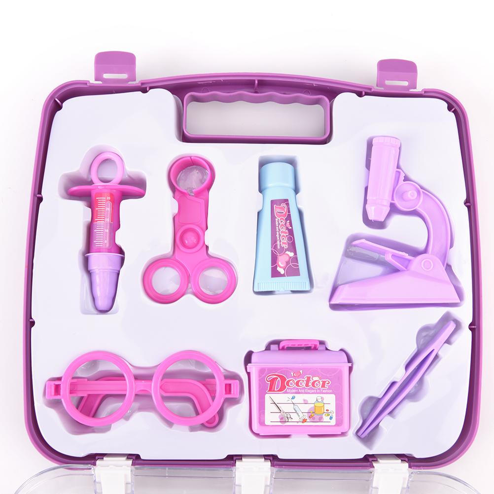 1 Set Classic Kids Childen Cute Role Play Pretended Doctor ...
