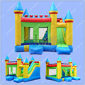 Hot Selling Inflatable Combo Bounce House Bouncy Castle Moonwalk with Inflatable Slide,Free Blower Included