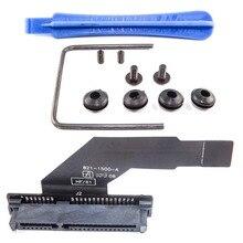 10 set/lotto Hard Drive DISK HDD SSD Cavo Della Flessione Con Strumenti di 821 1500 A Per Mac Mini A1347