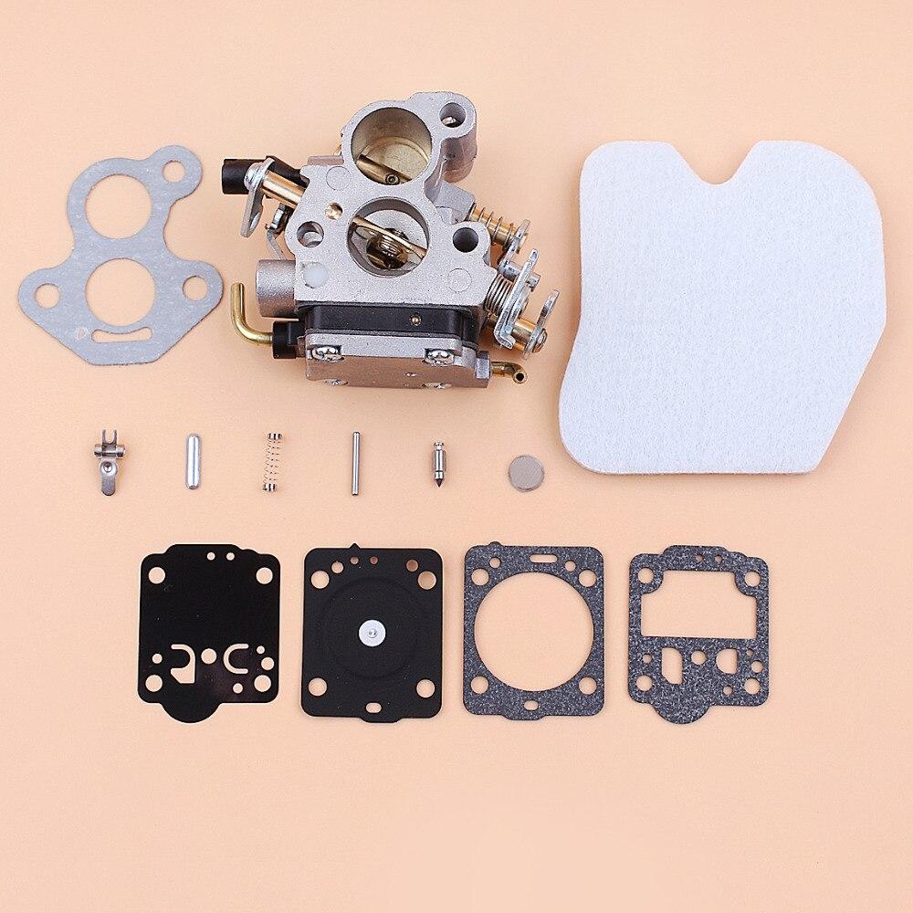 Carburetor Air Filter Carb Diaphragm Kit Fit JONSERED CS2234 CS2238 CS2234S CS2238S Red Max GZ380 Gas Chainsaw Parts 574719402