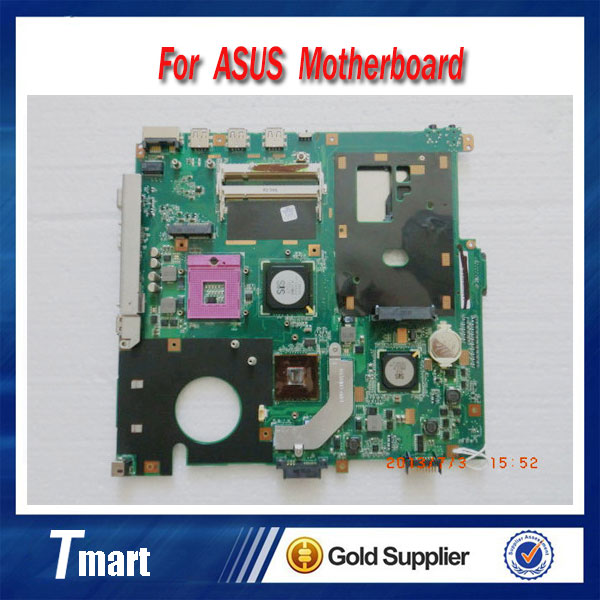 ФОТО 100% Original for ASUS N60SF X61S F50SF laptop motherboard good condition working perfectly