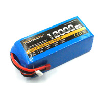 RC Rachargeable 4S Lipo Battery 14.8V 12000mAh 25C LiPo 4S For RC Airplane Quadrotor Helicopter Drone Tank RC LiPo battery 14.8v