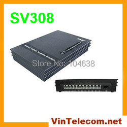 Switchboard / MINI PABX -for small businss solution ( 3 Lines +8 Ext Users )  - Free shipping