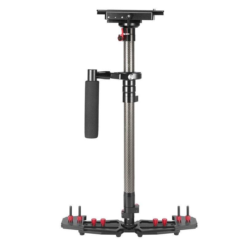 HD2000 Carbon Fiber Steadicam Handheld Stabilizer for Camera Video Camcorder ashanks mini carbon fiber handheld