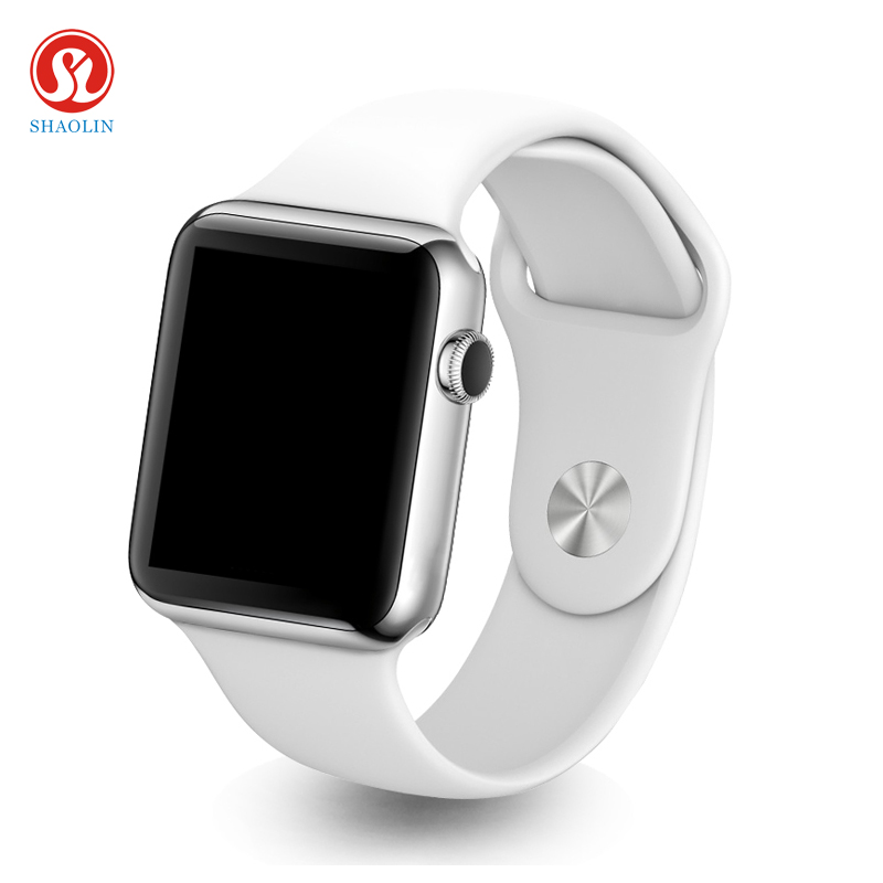 SHAOLIN Smart Watch Reloj Inteligente 1:1 Bluetooth SmartWatch for Apple IPhone IOS Android Smartphones Looks Like Apple Watch new bluetooth smart watch 42mm iwo smart watch generation smartwatch for ios apple iphone samsung huawei xiaomi android phone