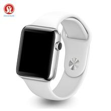 Фотография SHAOLIN Smart Watch Reloj Inteligente 1:1 Bluetooth SmartWatch for Apple IPhone IOS Android Smartphones Looks Like Apple Watch