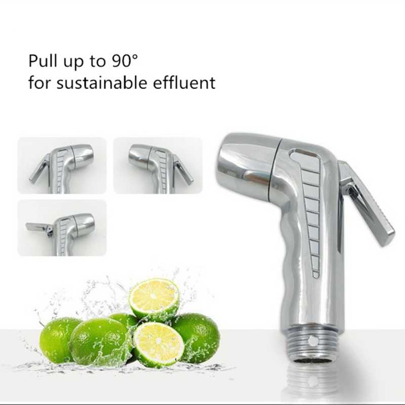 Kolay Kontrol ASB Tuvalet Yağmurlama Yerleştirme duş başlığı Küçük Su püskürtme tabancası Su Tasarrufu Mutfak banyo el duşu